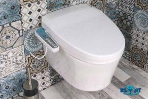 abattant wc japonais I-kleent