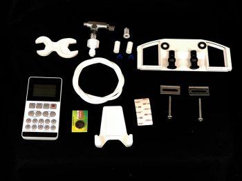 kit montage abattant japonais IT-Kleent